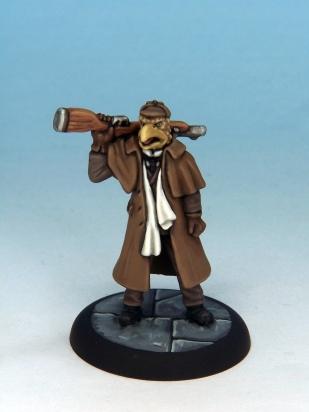 Hawksmoor - Kevin paintjob (1)
